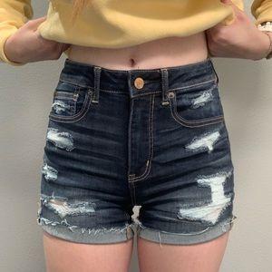 American Eagle High-waisted Shorts